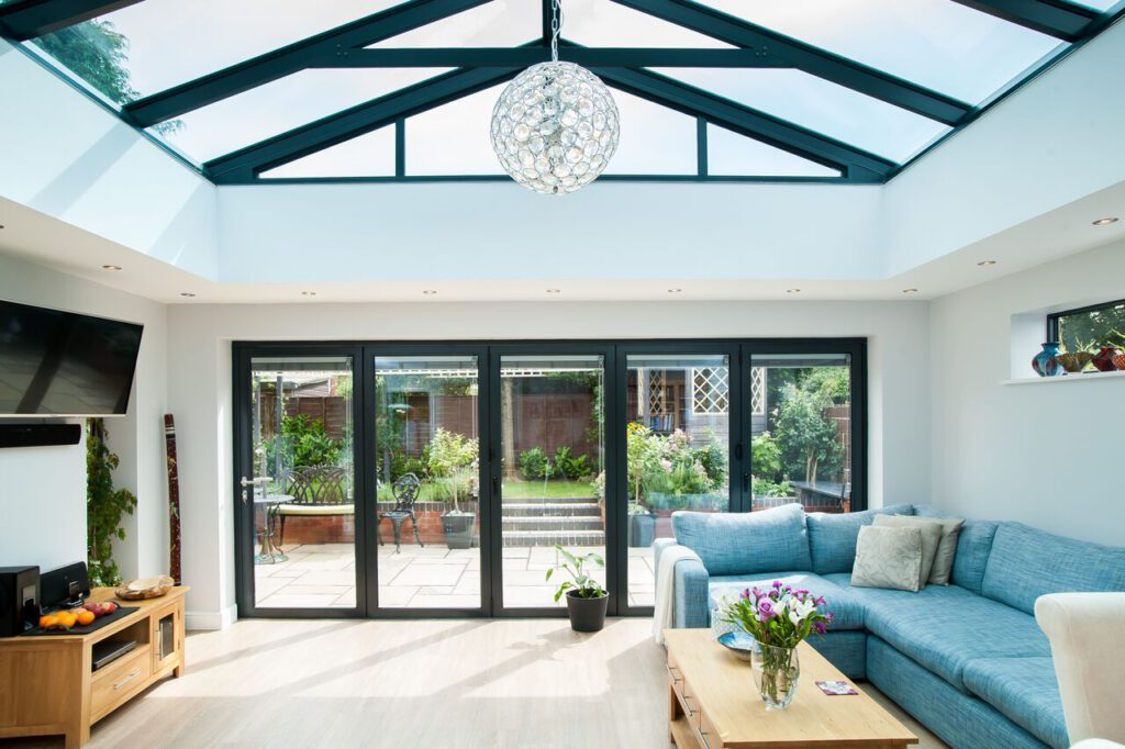 Origin doors are one of the most trusted and dependable bifolding doors you can buy today. They are exceptional folding doors with a host of features and ... & Origin Bifolding Doors   Aspire Bifolds Surrey