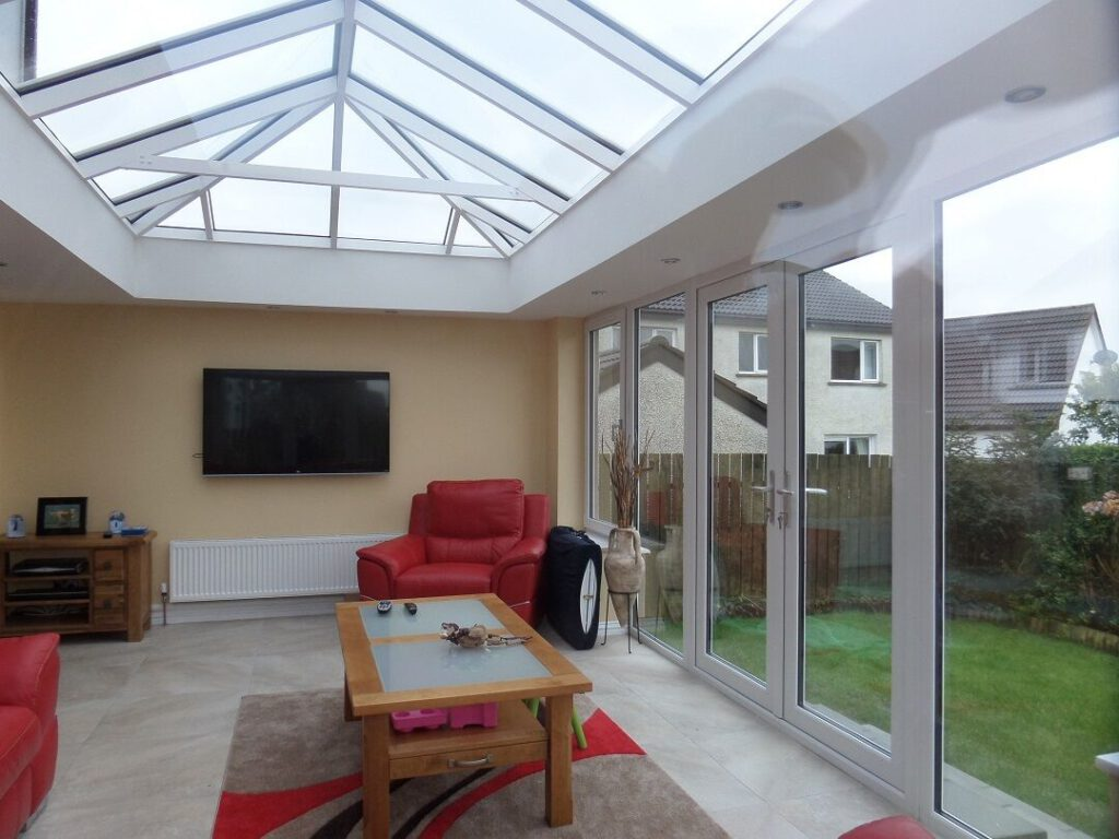 Glass Roof Extensions Home - Glass Decorating Ideas