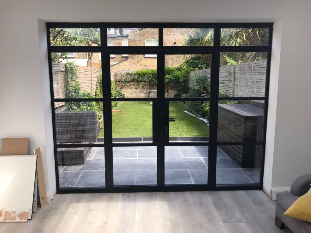 Steel Replacement Windows And Doors In Putney Aspire