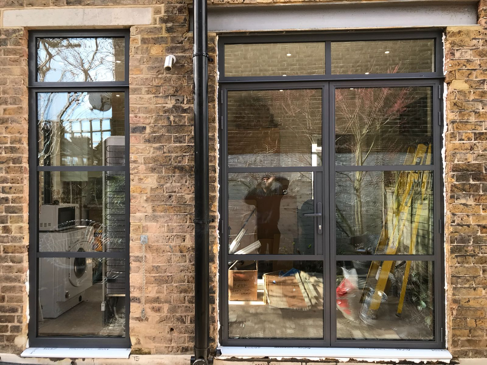 South Norwood Steel Replacement Aspire Bifolds Home